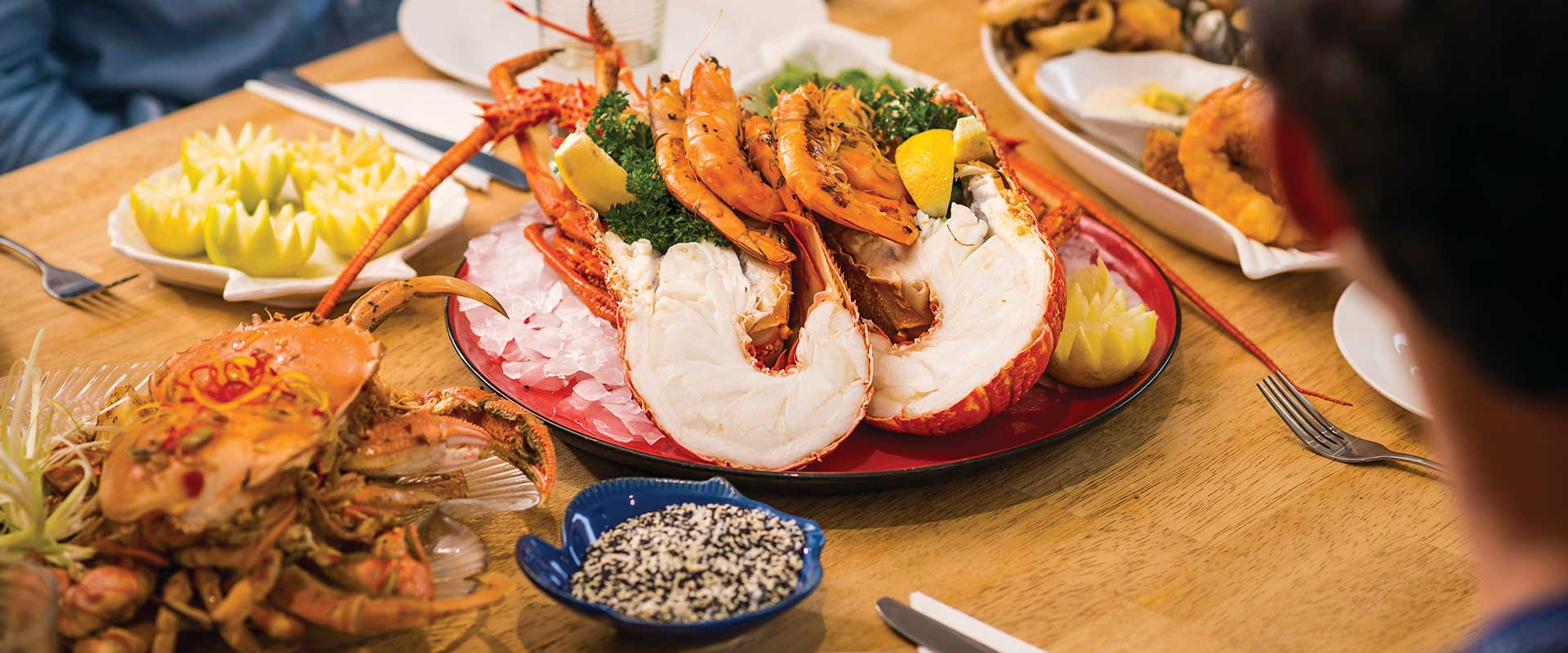 Seafood Frontier